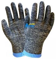 aramid gloves - Aramid Fiber Wrapped Steel Gloves Steel Safety Gloves Cut Resistant Work Gloves