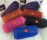 Wholesale NEW brand Wireless Bluetooth Speaker Subwoofer Outdoor Portable Mini Speaker HIFI Waterproof Bluetooth Speaker Charge2