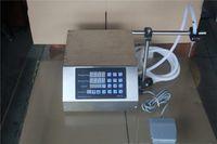 Wholesale Digital Control liquid filling machine ml for mineral water juice beverage milk