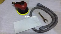 Wholesale 125mm mm random orbital dual action Air Sander with vacuum Burnish machine Pneumatic tools