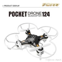 Wholesale Mini quadrocopter Quadrocopter Pocket Drone CH Axis Gyro Quadcopter With Switchable Controller RTF UAV RC Helicopter rc drone