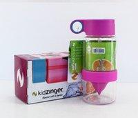 Wholesale 2016 NEW Authentic Korean children s plastic straw cup lemon juice cup artifact Creative for your