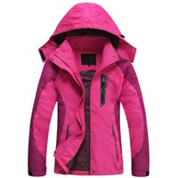 Wholesale Waterproof Anti UV Womens Windbreaker Jackets Best Cheap Quick Dry Colorful Camping Hiking Jackets Sports Clothes for Women