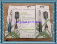 achat en gros de cigarette électronique produits de désaccoutumance-New EGO Evod 650mAh EGO-T IC circuit de protection Hommes fumer produits de désaccoutumance Kit Blister X6 CE4 cigarette électronique