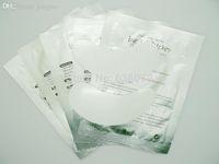 Wholesale 1000pairs Eyelash silk eye pads lint free under eye patch eyelash extension eye pads from South Korea