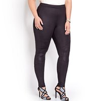 Wholesale Kissmilk Plus Size New Fashion Women Sexy Pants Shaping Skinny Unicolor Women s Pants XL XL XL XL