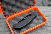 Wholesale E EDC Tool outdoor camping survival Waterproof and shockproof box sealed box EDC field survival tool storage box trumpet