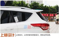 Wholesale fit for FORD KUGA ABS high quality Spoiler spoiler Wing rear wing different colors