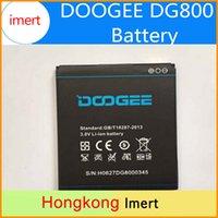 batterie mobile - Orginal Doogee DG800 V mAh Li ion Mobile Phone Battery Backup Battery for Doogee DG800 Batterie Batterij Bateria