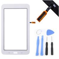 alloy digitizer - White Touch Screen Digitizer For Samsung Galaxy Tab Lite SM T110 Wifi T110
