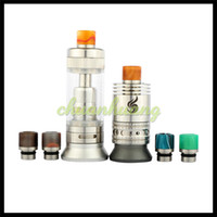 Wholesale Low Price E Cigs - Colorful Acrylic Stainless Steel Drip Tip with high quality low price acrylic drip tips for DIY RDA RTA Tank Atomizer E Cigs