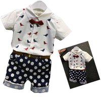 animal blazer - 2016 sets New Boys Suit Blouse Top Short Pants Kids Blazer Casual Dayily Clothes