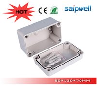 ag cover - High quality ABS IP66 solid cover waterproof electrical junction boxes DS AG mm from saipwell