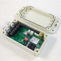 auto battery wire - Battery powered GSM Power Alarm Controller for DC power failure alarm