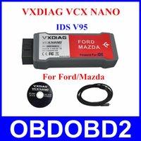 allscanner vcx - Allscanner VXDIAG V95 For FORD VCM IDS VXDIAG VCX NANO For Mazda IDS V95 Better Than For Ford VCM Support Vehicle Till Year