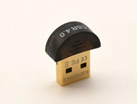 Wholesale Hot Sale Top quality Mini USB Bluetooth Adapter V Dual Mode Wireless Dongle CSR For Win7 XP