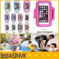 bags connection - For Iphone Waterproof Sports Running Case Armband bag Workout Perfect Earphone Connection while Workout Running Sweat Proof Key Holder