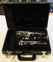 Wholesale Leblanc France Concerto Professional Wood Bb Clarinet Case Vandoren Mouthpiece