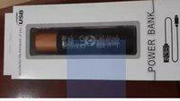 L10 2016 nueva fuente de alimentación móvil cilíndrica de la pintura de goma barata Pequeño tesoro de carga portable que envía libremente