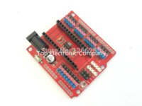 Wholesale terminal Adapter for arduino CH340G Nano NANO Shield Expansion Board for Electric DIY SCM