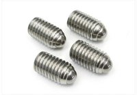 Wholesale 304 stainless steel ball positioning bead wave locking spring steel ball screw Bo ball plunger M3 M1