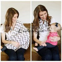 baby stealing - Women Fashion Chevron Infinity scarf Baby Nursing Scarf Nursing cover Nursing Scarves Fashion Zig Zag Scarf Baby Shower L234