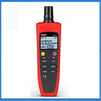 Wholesale High Accuracy Carbon Monoxide Meter Analizador UNI T UT337A CO Detector Gas Analyzer Meter With Sound Light Alarm LCD Display