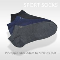 athlete socks - Socks sport Pineapple Fiber Socks men women fashion health socks Hosiery Adapt to dermatophytosis Athlete foot pairs Socks sport Pinea