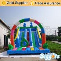 big jumping castles - Hot Popular Jumping Castle Big Inflatable Slide For Park