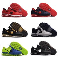 air fights - New Arrival Mens Maxes Shoes Men Sneaker Maxes High Quality Air Running Sport Shoes Maxes Texans Fighting Red Steel Blue KPU Kids shoes