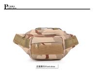 Camo Athletic Outdoor Borse moda sport borsa borsa sportiva pockt pacchetto militare per gli uomini e le donne borse bello