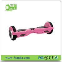 Wholesale 6 inch Smart Self Balancing Personal Transporter balance scooter Newest Wheel Mini hoverboard