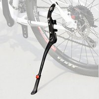 Wholesale Bike Bicycle Adjustable Side Stick Stand Bike Accessories Cycling Side Replacement Kickstand Kick Stand Black