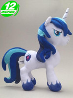 armor hobbies - My Friendship Is Magic Action Toys Figures Hobbies Plush Unicorn Horse Cartoon Model Little Cute Pony Shining Armor Toys Action Figures