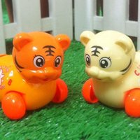 Wholesale Plastic Cartoon Puzzle Wild Animals Tiger Educational Toys Child Kid Gift A00039 SMAD