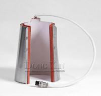 Wholesale 17oz Silicone Conical Mug Wrap for Heat Transfer Machine