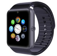 best rated waterproof camera - Best Quality Bluetooth Smart Watch GT08 For Android IOS iPhone Wrist Wear Support Sync SIM TF Card Camera Pedometer Sleep Monitori
