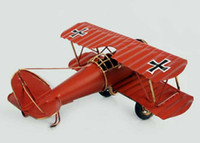 Wholesale Modle Plane wwii Airplane Model Model Toys for Children Airplane Die Christmas Gift A85