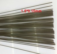 Wholesale 1 x0 mm SS304 Stainless Steel capillary pipe About mm pc
