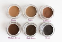 auburn color - Hot Ana Natural Eyebrow Enhancers Pomade Medium Brown Waterproof Makeup Color AAA Blonde Chocolate Dark Brown Ebony Auburn Beatiful