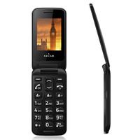 analog flip cell phone - Original KAZAM Life C6 G WCDMA Flip Cell Phone MB RAM GB ROM Dual SIM Card inch mAh battery