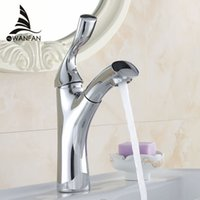 al downing - new Pull Out and down Withdraw Bathroom Basin kitchen Sink Mixer water Tap hot and cold water AL L