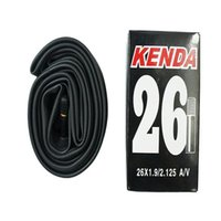 Wholesale KENDA KENDA Bicycle Inner Tube AV Beautiful Mouth Mountain Bike Tires MM Thick