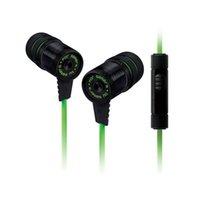 venda por atacado az box-R - az-er Hammerhead Pro Em EarphoneHeadphone ouvido com microfone + Retail Box Gaming Headset isolamento de ruído estéreo de 3,5 mm baixo em estoque