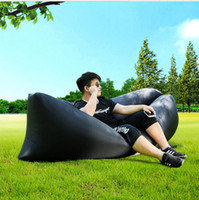 best hybrids cars - Best quality Inflatable Air Sleeping Bag Colorful Outdoor travelling camping inflatable lay bag Camping inflatable lounger sleeping bag