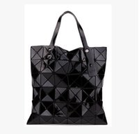 change over - Changed fold one shoulder bag handbag handbag new geometric ling laser package Apple mobile phone bag