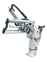 aluminum injection machine - Sprue picker for injection molding machine Swing robot SW