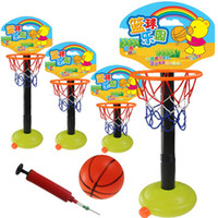 baby changing stand - kids toy years old baby basket ball stands set with inflator meter can change height plastic install indoor fitness