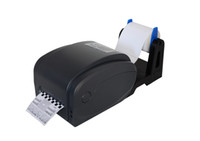 Wholesale 4 quot Width Thermal Transfer Barcode Printer GP T with external paper holder for batch label printing for clothing label printing