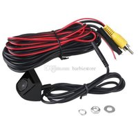 Wholesale US CMOS Waterproof Night E366 Car Rear Truck Reverse Backup Camera View G00118 FASH